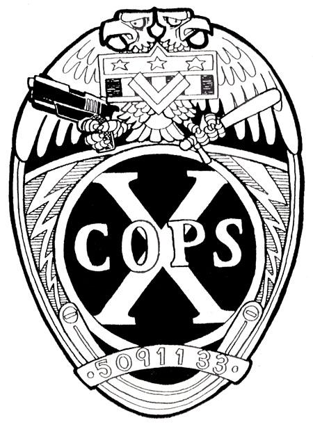 N3cro, The Not So Happy Clown: X-COPS - Live in Chicago (xvid)